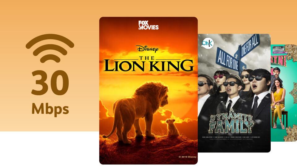 Broadband + Super Pack Lite Movies   Astro Shop