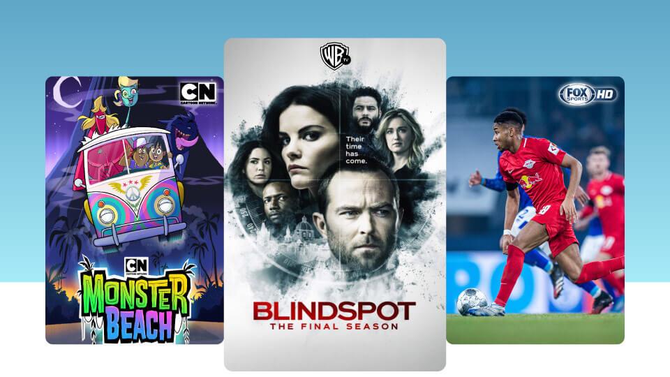 Super Pack - Your Biggest Entertainment Source   Astro Shop
