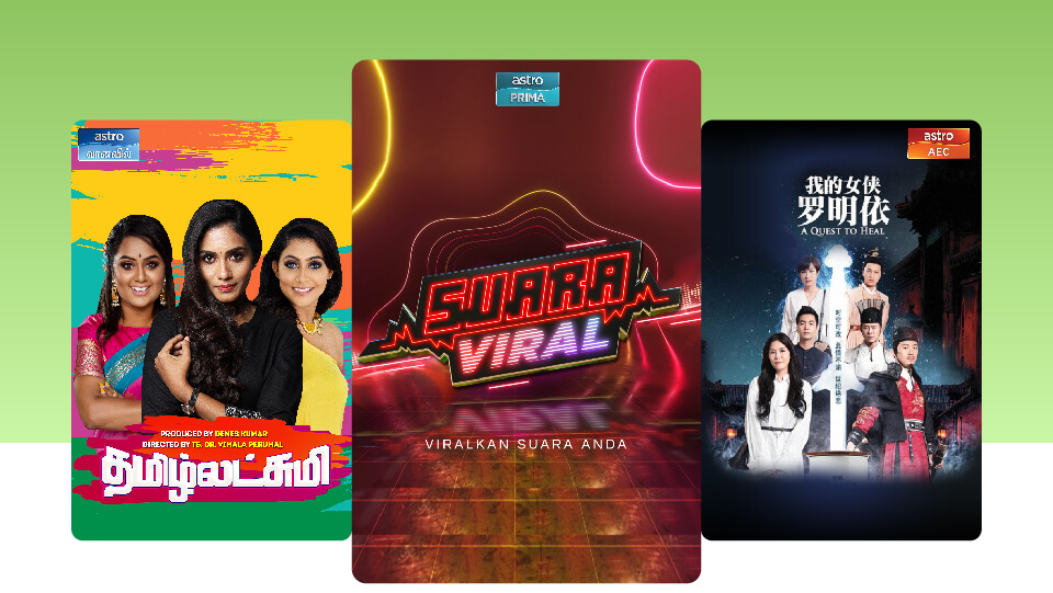 Starter Pack - Subscribe The Best Basic TV Pack | Astro Shop